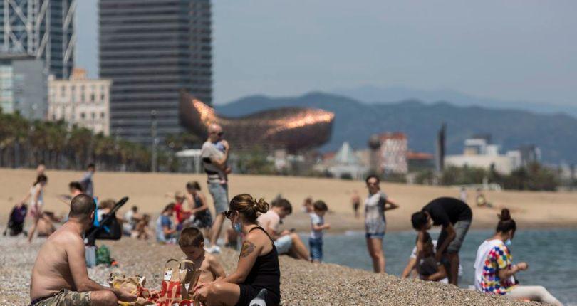 Barcelona Hoteles Ocupacion: solo un 20% estan abiertos