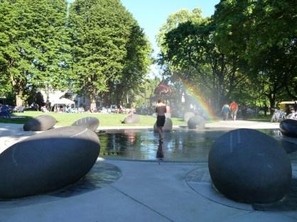 Dawson Park Splash Pad