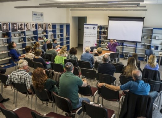 2 lecture of Dr.M.Yushkovsky in the new premises