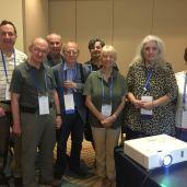 David, Roy, Henry, Mike, Marion, Ann & Arlene - SASIG Meeting