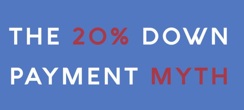 The 20% Down Payment Myth