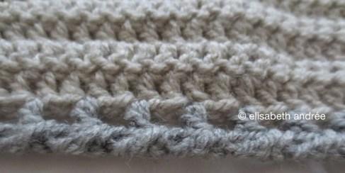 close up of edge