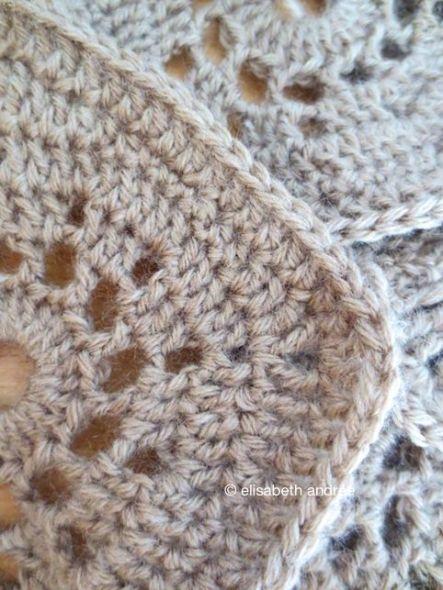 crochet squares by elisabeth andrée