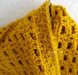 yellow scarf edge by elisabeth andrée