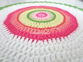 closeup basic mandala by elisabeth andrée