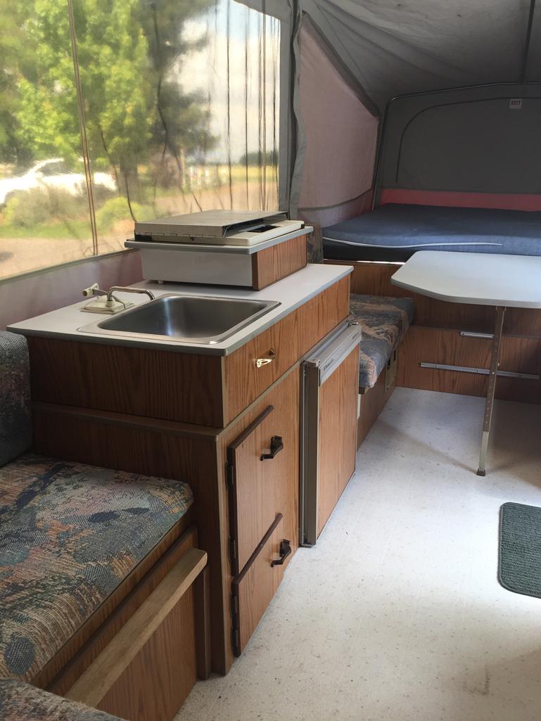 Our Pop Up Camper Remodel Elisabeth Arin Photography