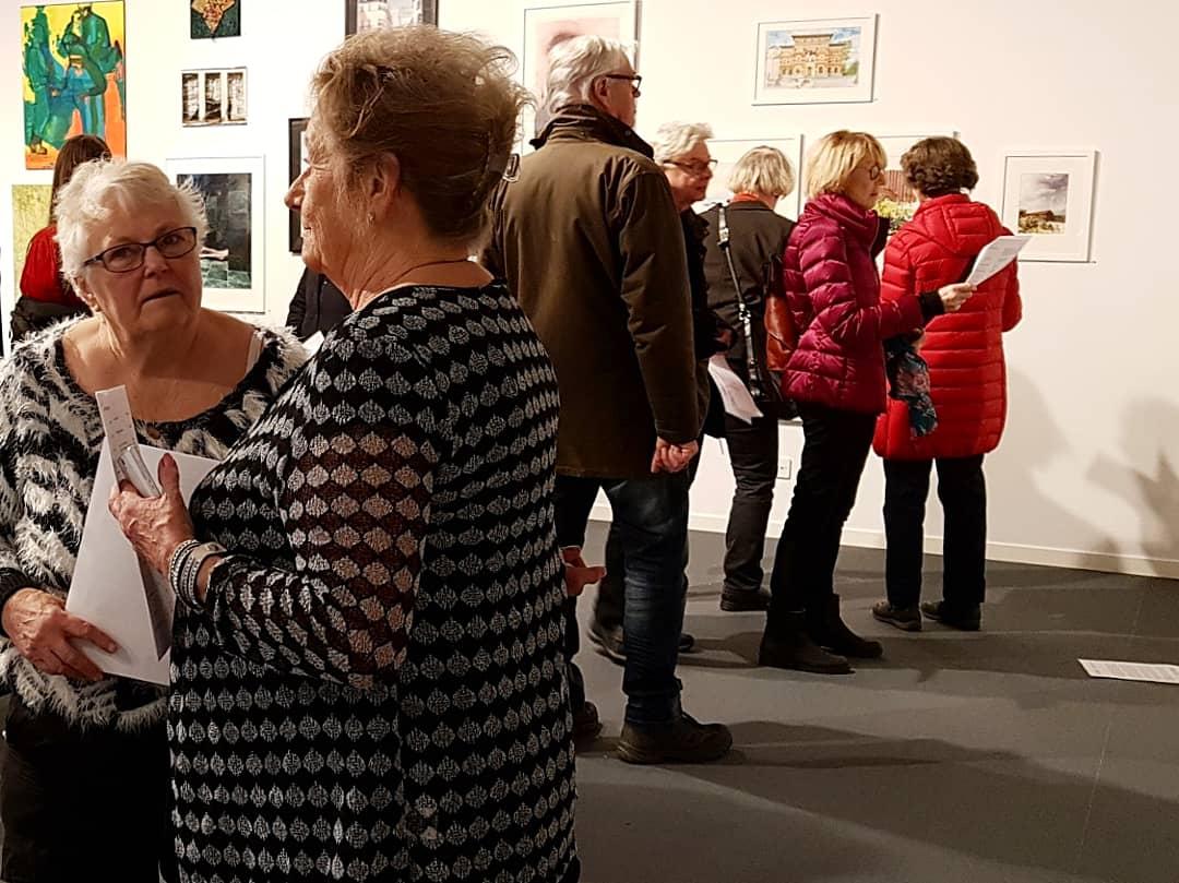 Mina bilder på utställningen