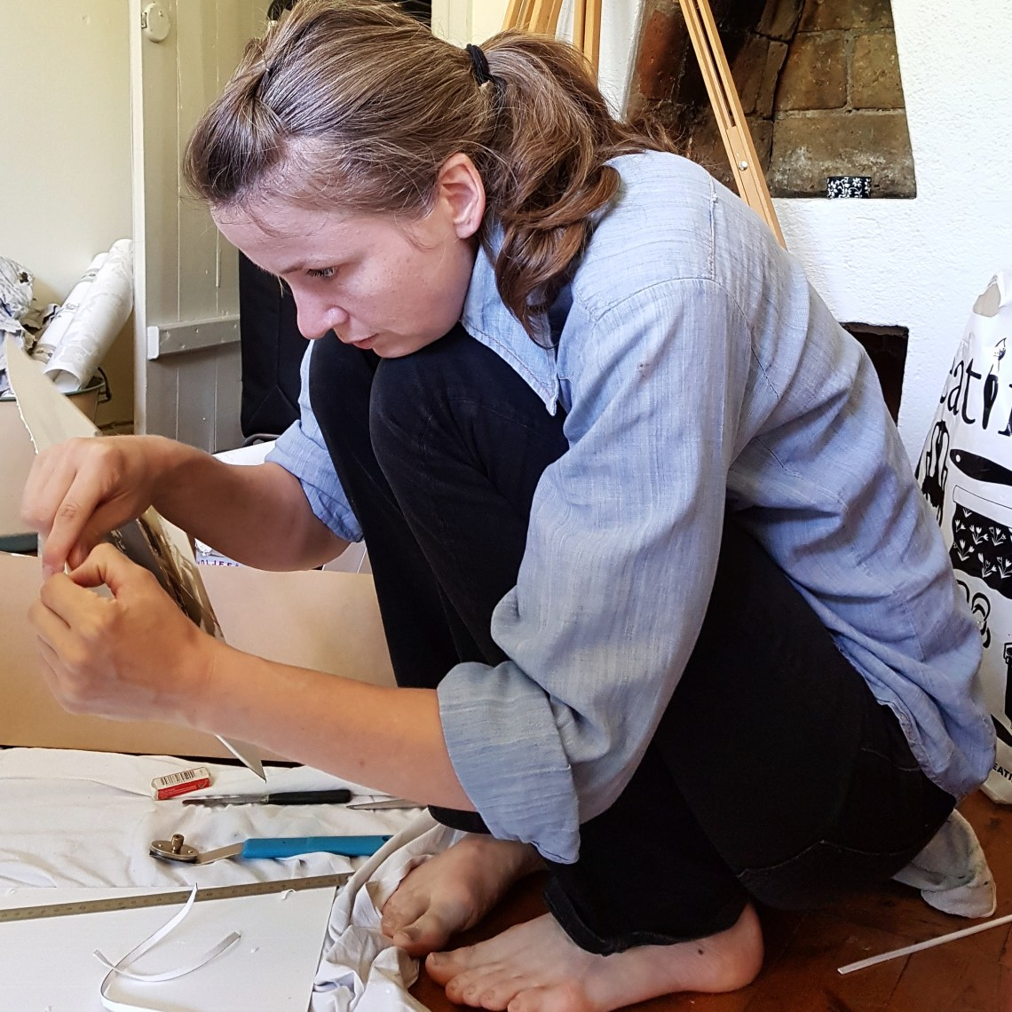 Elisabeth Biström, akvarellkonstnär