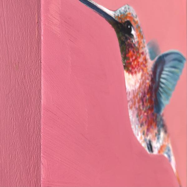 Summer Friend Pink/Orange sideview