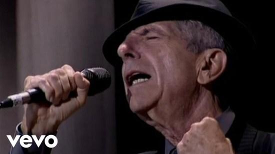 Leonard Cohen Youtube.com