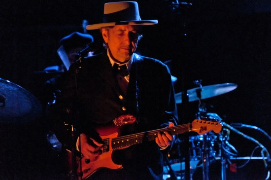 Bob Dylan Copyright: Thevirex/Dreamstime.com
