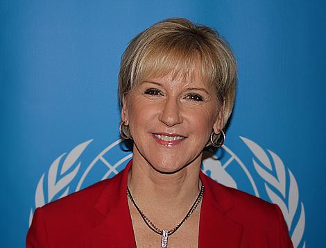 Margot Wallström Foto: FN.se