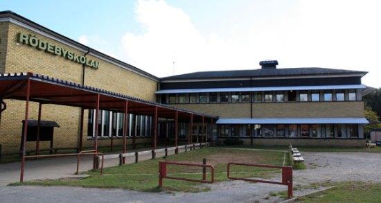 Skolan i Rödeby utanför Karlskrona Bild: karlskrona.se
