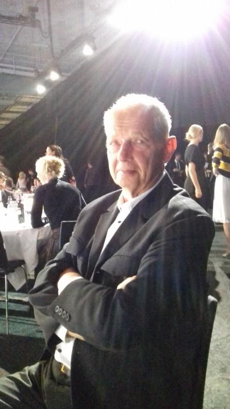 Bengt Alsterlind, älskad barn- och ungdomsprogramledare i SVT Foto: Elisabet Höglund