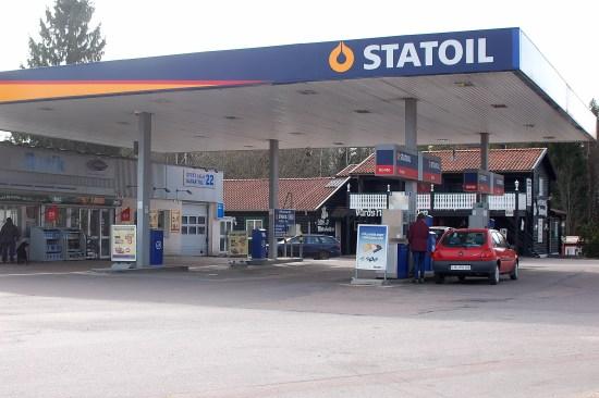 Det är vid en bensinstation i Ölme som en man misshandlas grovt sen han kritiserat en annan bilist för vårdslöshet i trafik. Foto: Commons.wikimedia.org