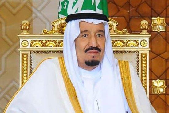Kung Salman Foto: Trade Arabia