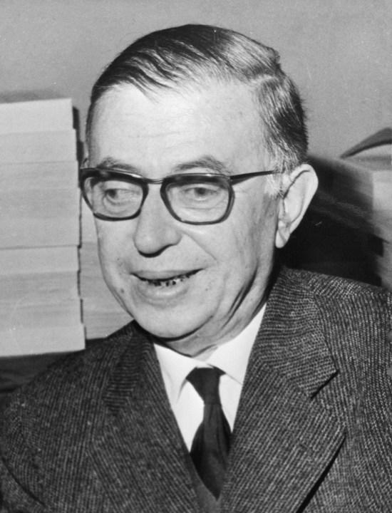 Jean-Paul Sartre Foto: Wikipedia
