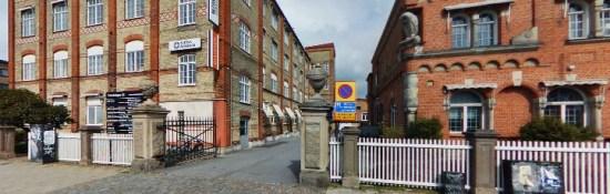 Bråket börjar här på Ystadsvägen i Malmö där en man blir misshandlad foto: hitta.se