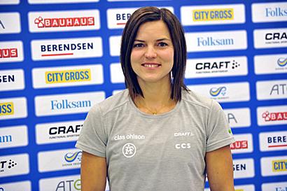 Susanna Kallur foto: Falu IK