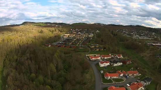Bild över det vackra Kaxholmen. Bild: youtube.com
