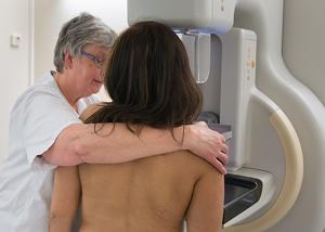 Mammografi Foto: Södersjukhuset.se