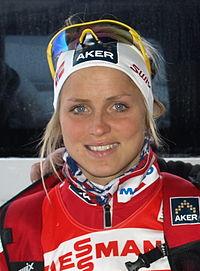 Therese Johaug Foto: Wikipedia