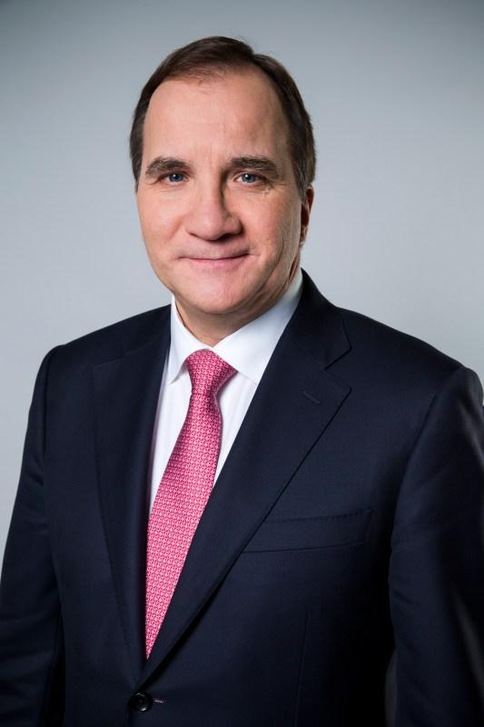 Statsminister Stefan Löfvén Foto: Regeringskansliet