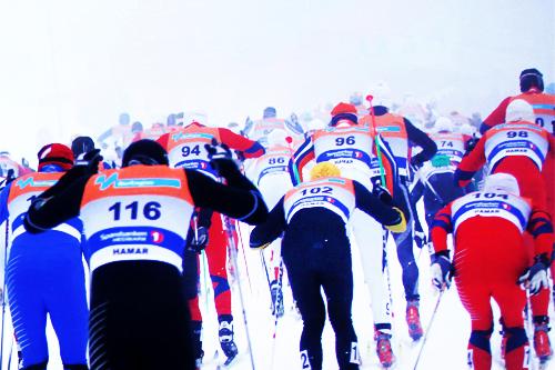 Hur många norska skidåkare är dopade? Foto: langrenn.no