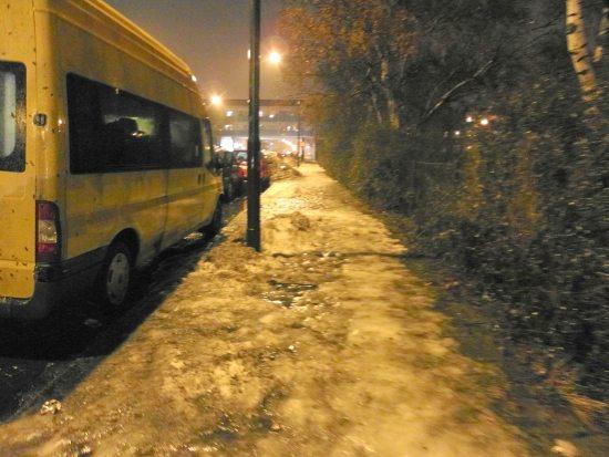 Här på Fosievägen i Malmö blir en man skjuten i samband med en skottlossning. Bild: mapio.net