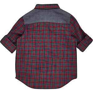 rutig-pojkskjorta-410898_back