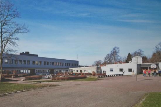 Hålabäcksskolan i Kungsbacka Bild: kungsbacka.se