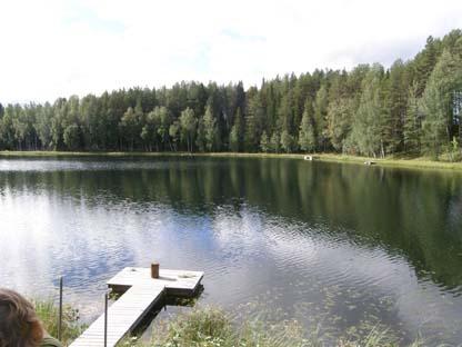 En 12-årig pojke drunknade under märkliga omständigheter i en insjö i Västernorrland. Bild: lansstyrelsen.se