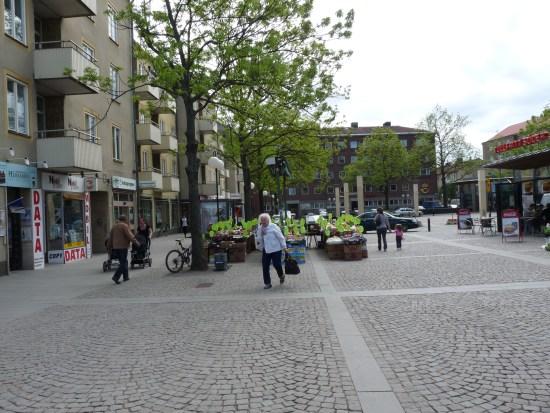 Gullmarsplan i Stockholm Foto: Commons.wikimedia.org