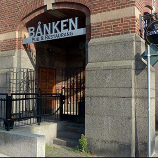 Restaurang Bånken i Kristianstad brändes ner i början av september Foto: www2.kritianstad.se
