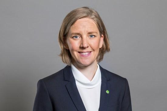 Karolina Skog Ny miljöminister Foto: Ninni Andersson/Regeringskansliet
