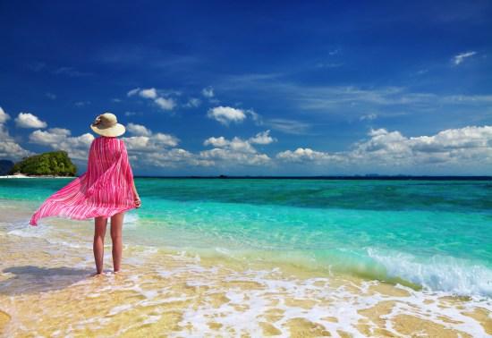 En resa till Thailand lockar och skyddar den 41-åriga kvinnan, Copyright: Dimitry Pichugin/Dreamstime.com