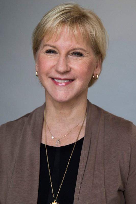 Margot Wallström Utrikesminister Foto: Regeringskansliet