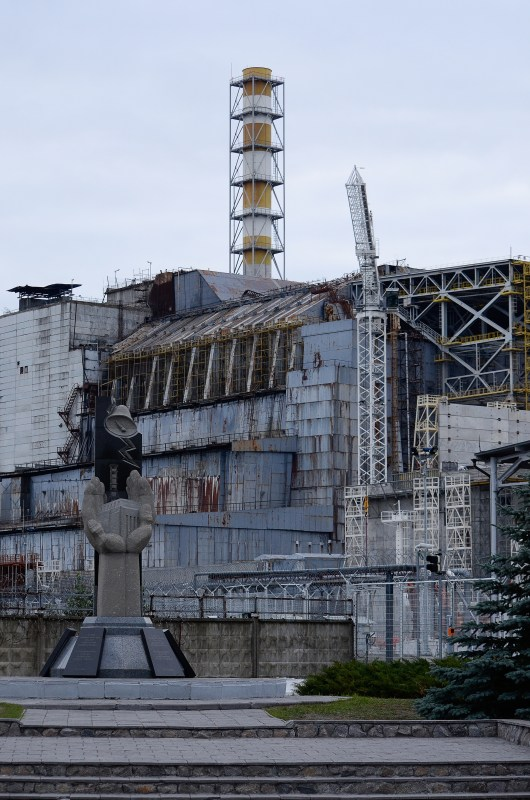 Tjernobyl Copyright: Michal Mularczyk/Dreamstime.com