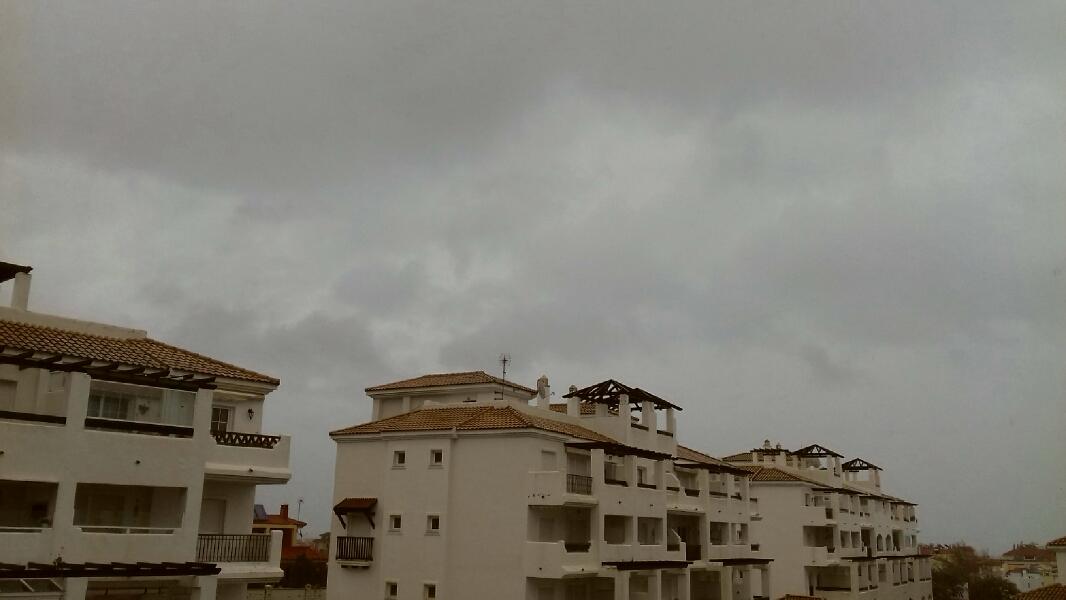 Oversvamningar i sodra spanien efter kraftiga regn