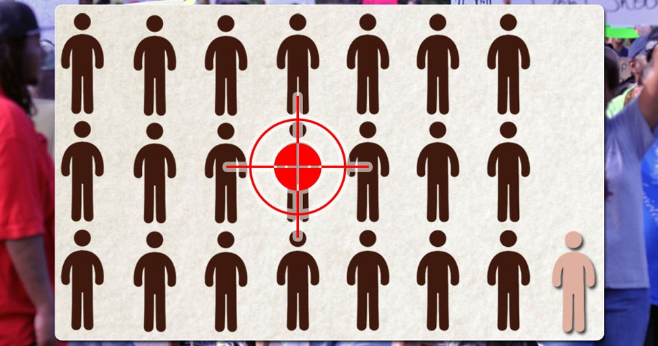 Shocking Study Finds Young Black Males 21 Times More Likely To Get Shot By Police
