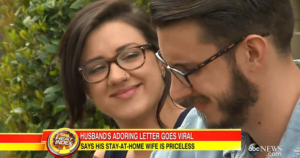 'I Can't Afford My Wife': Texas Dad Reveals Shocking Truth About How We Shortchange Women (VIDEO)
