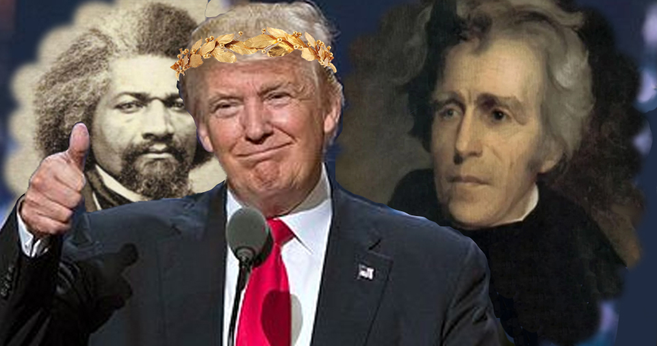 The Internet's Mocking Donald Trump's Confusion About History And It's Funny As Hell