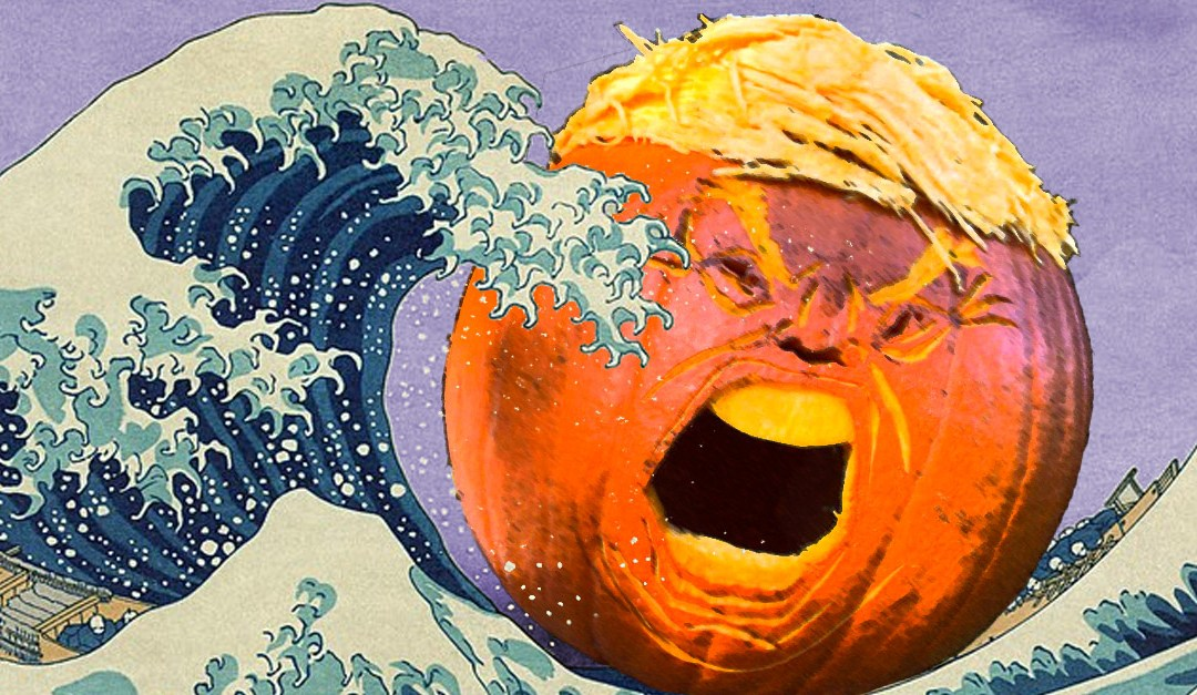 The 24 Best Halloween Photos from the Resistance (Images)🎃🌊
