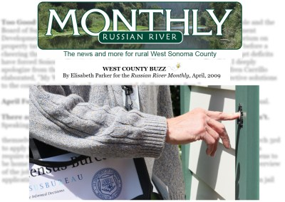 'West County Buzz,' April 2009
