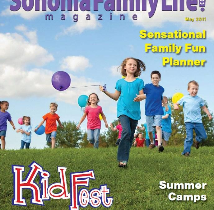 Sonoma Family Life, May 2011
