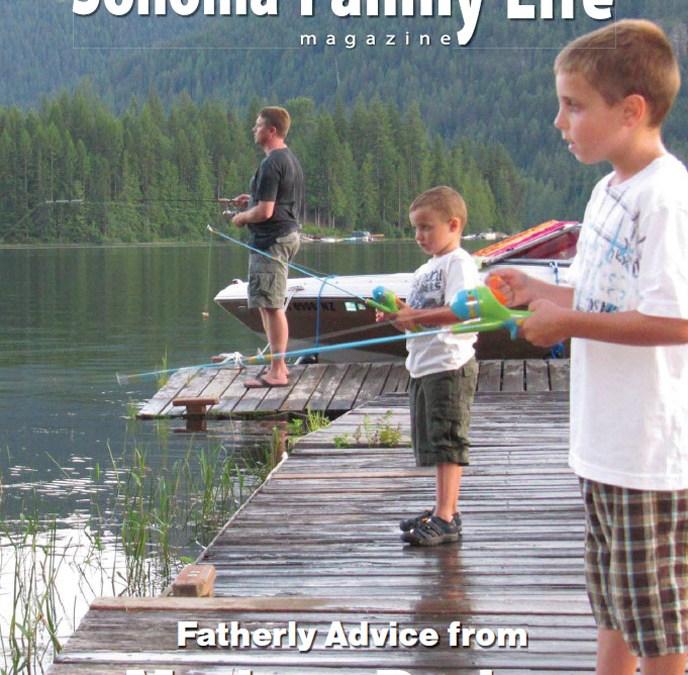 Sonoma Family Life, June 2011