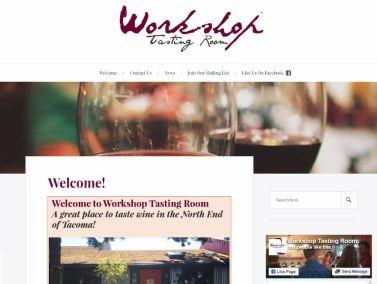 2016 Workshop Tasting Room Featured
