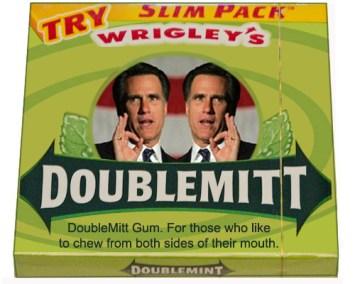 2012.10.01 - Double Mitt Gum