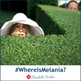 2018.05.27 - Where Is Melania