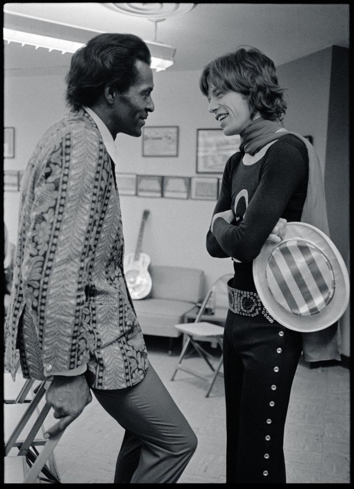 Mick Jagger tour costumes